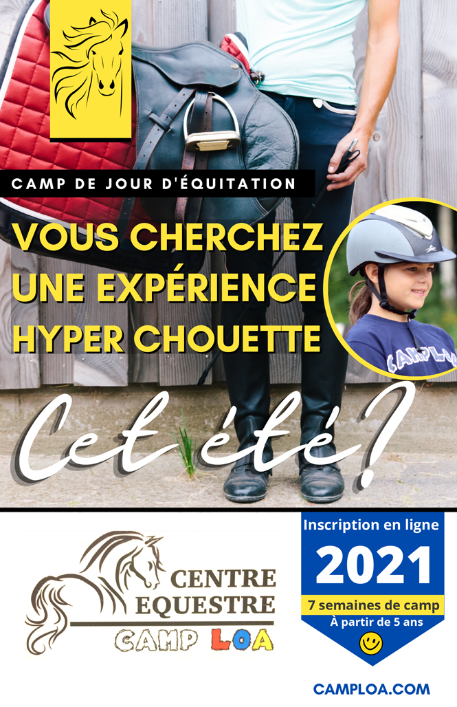 Flyer Camp LOA 2021 Francais 1